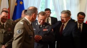 Uroczystość zatwierdzenia Strategii Bezpieczeństwa Narodowego RP fot. ŚWIECZAK