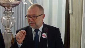 Minister Jacek Michałowski NASI W SEJMIE I W SENACIE – OBYWATELSKI KLUB