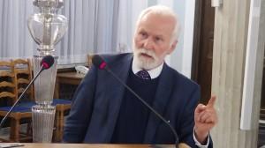 dr Gabriel Janowski NASI W SEJMIE I W SENACIE – OBYWATELSKI KLUB PARLAMENTARNY 25 LAT PÓŹNIEJ fot. ŚWIECZAK