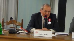 Henryk Wujec NASI W SEJMIE I W SENACIE – OBYWATELSKI KLUB PARLAMENTARNY 25 LAT PÓŹNIEJ fot. ŚWIECZAK