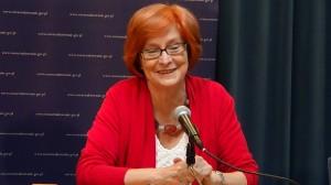 Minister Małgorzata Fuszara Udział kobiet w wyborach samorządowych fot. ŚWIECZAK