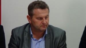 Konrad Piechocki członek Prezydium Zarządu PZPS Afera w siatkówce: Prezydium PZPS chce zawieszenia prezesa! FOT. ŚWIECZAK