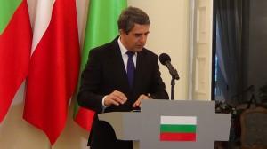 Prezydenci Bułgarii Rosen Plewnelijew Prezydenci Polski i Bułgarii: Wspólnota działań i poglądów fot. ŚWIECZAK