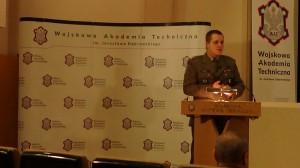 """Ogólnopolska Konferencja Naukowa pt. """"Modernizacja połączonych rodzajów Sił Zbrojnych RP w nowych uwarunkowaniach geopolitycznych"""" fot. ŚWIECZAK"""