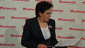 Uroczystość podpisania kontraktu terytorialnego dla Mazowsza  fot. ŚWIECZAK