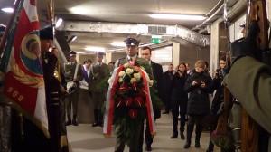 Uroczystość z okazji 95rocznicy urodzin św. Pamięci  Pana Prezydenta Ryszarda Kaczorowskiego fot. ŚWIECZAK