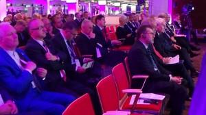 """Konferencja """"Od transformacji do globalizacji"""" fot. ŚWIECZAK"""