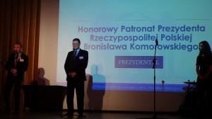 VII Ogólnopolski zjazd firm rodzinnych 28 listopad 2014r  .fot. ŚWIECZAK