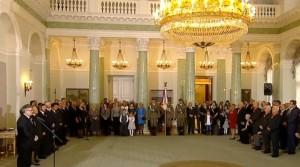 Uroczystość wręczenia odznaczeń państwowych z okazji Święta Niepodległości  fot. ŚWIECZAK