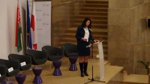 """Polsko-Białoruskiego Forum """"Inwestycje szansą wzrostu"""" fot. ŚWIECZAK"""