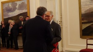 Prezydent odznaczył Stanisława Skrowaczewskiego-światowej sławy kompozytora i dyrygenta fot. ŚWIECZAK
