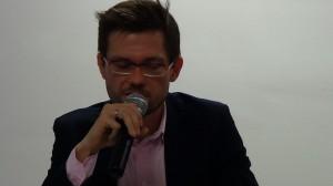 Rafał Tomański – Japonista – pisarz – redaktor Gazety Rzeczpospolitej Gospodarka Wietnamu na tle stosunków polsko-wietnamskich  fot. ŚWIECZAK