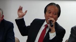 dr La Duc Trung   Gospodarka Wietnamu na tle stosunków polsko-wietnamskich  fot. ŚWIECZAK