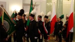 Spotkanie w Pałacu Prezydenckim z okazji Dnia Górnika fot. ŚWIECZAK