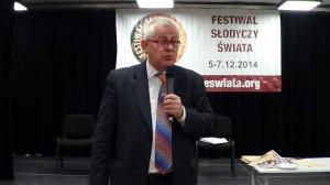 Festiwal słodyczy Świata - konferencja prasowa fot. ŚWIECZAK
