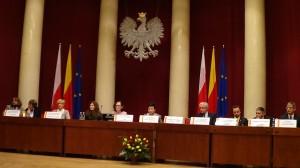 Zaprzysiężenie Hanny Gronkiewicz-Waltz na Prezydent Warszawy  fot. ŚWIECZAK