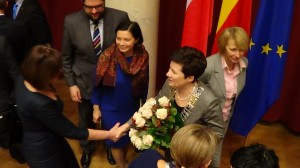 Zaprzysiężenie Hanny Gronkiewicz- Waltz na Prezydent Warszawy fot. ŚWIECZAK