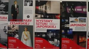 """Wystawa """"Pomiędzy Polską a Japonią – 20 lat Muzeum Manggha"""" fot. ŚWIECZAK"""