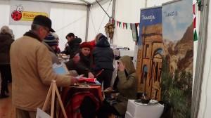 Festiwal Słodyczy świata 5-7 grudnia 2014 r. w Warszawie  fot. ŚWIECZAK