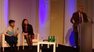 Paulina Zadura-Lichota, Polska Agencja Rozwoju Przedsiębiorczości IV Konferencja Badawcza PARP  fot. ŚWIECZAK