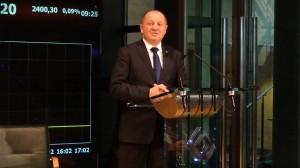 Marek Sawicki, Minister Rolnictwa i Rozwoju Wsi Warsaw Economic Hub fot. ŚWIECZAK