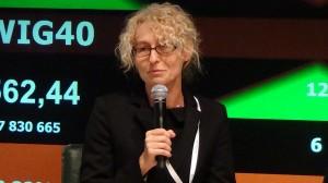 Iwona Chojnowska-Haponik, Dyrektor Departamentu Inwestycji Zagranicznych Polskiej Agencji Informacji i Inwestycji Zagranicznych Warsaw Economic Hub fot. ŚWIECZAK