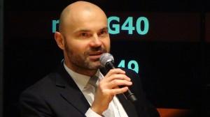 Tomasz Trzósło, Dyrektor Zarządzający JLL Polska Warsaw Economic Hub fot. ŚWIECZAK