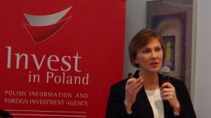 Bogusława Mazurek, Manager w Crido Taxand Znaczenie sektora B+R+I w nowej perspektywie finansowej fot. ŚWIECZAK