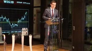 Maciej Borkowski Dyrektor Zarządzający  Europejskiego Kongresu Finansowego X Kongres Consumer Finance fot. ŚWIECZAK