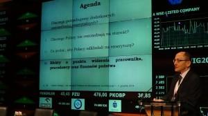 Stefan Kawalec, Prezes Zarządu Capital Strategy Sp. z o.o.  X Kongres Consumer Finance fot. ŚWIECZAK