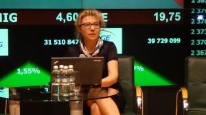 Sylwia Morawska, Szkoła Główna Handlowa w Warszawie X Kongres Consumer Finance fot. ŚWIECZAK