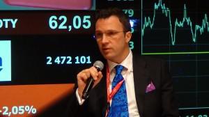 Krzysztof Borusowski, Prezes Zarządu BEST S.A  X Kongres Consumer Finance fot. ŚWIECZAK