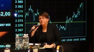 Małgorzata Starczewska-Krzysztoszek, Główna Ekonomistka Konfederacji Lewiatan  X Kongres Consumer Finance fot. ŚWIECZAK