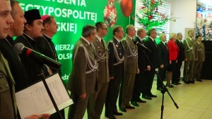 świąteczne spotkanie Prezydenta RP z żołnierzami Wojska Polskiego  fot. ŚWIECZAK