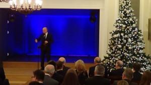 """Forum Debaty Publicznej pt. """"Polityka migracyjna Polski wobec wyzwań demograficznych"""" fot. ŚWIECZAK"""