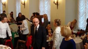 Świąteczne spotkanie Pary Prezydenckiej z dziećmi  fot. ŚWIECZAK