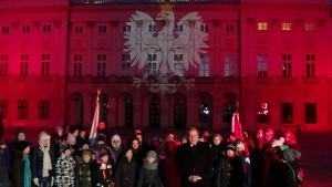 Uroczystości 25. rocznicy uchwalenia zmian w Konstytucji fot. ŚWIECZAK