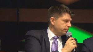 Ryszard Petru, Przewodniczący Towarzystwa Ekonomistów Polskich Warsaw Economic Hub fot. ŚWIECZAK