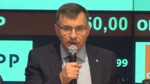 Zbigniew Jagiełło, Prezes PKO Bank Polski Warsaw Economic Hub fot. ŚWIECZAK