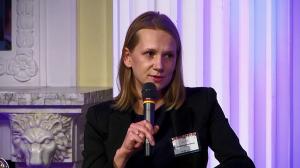 Ewa Rutczyńska-Jamroz, Deloitte Polska IV Konferencja Badawcza PARP  fot. ŚWIECZAK