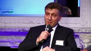 4.Robert Świechowicz, Wiceprezes, Dyrektor finansowy, PESA Bydgoszcz S.A. IV Konferencja Badawcza PARP  fot. ŚWIECZAK