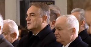 Uroczystości pogrzebowe Józefa Oleksego fot. ŚWIECZAK