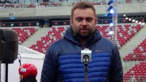 Janusz Samel – dyrektor Biura Sportu i Rekreacji Urzędu m.st. Warszawy Inauguracja zimy w mieście oraz ferii na Zimowym Narodowym fot. ŚWIECZAK