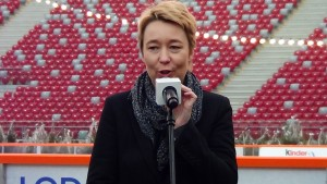 mówiła Katarzyna Ziemska z agencji Testa Communications, która jest organizatorem Zimowego Narodowego. Inauguracja zimy w mieście oraz ferii na Zimowym Narodowym fot. ŚWIECZAK