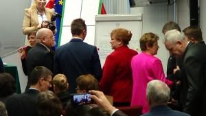 Uroczyste podpisanie międzyresortowego porozumienia o współpracy na rzecz rozwoju kształcenia zawodowego fot. ŚWIECZAK