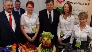 Wystawa Rolno-Żywnościową, z okazji 25-lecia, SMACZNA POLSKA  fot. ŚWIECZAK