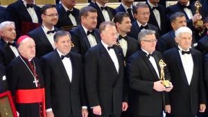 Wielka Gala Liderów Polskiego Biznesu fot. ŚWIECZAK