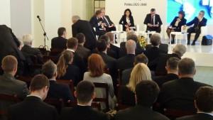 """Debata """"Indeks Wolności Gospodarczej 2015 – co dalej?"""" fot. ŚWIECZAK"""