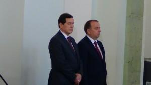 Noworoczne spotkanie Prezydenta RP z sędziami fot. ŚWIECZAK