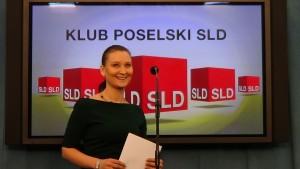 Konferencja prasowa  SLD - Ostatecznie rozstanie PO ze związkami partnerskimi fot. ŚWIECZAK
